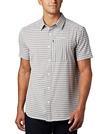 Men's Twisted Creek II Moisture-Wicking UPF 30 Stripe Shirt