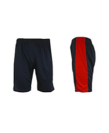Men's Moisture-Wicking Active Mesh Performance Shorts