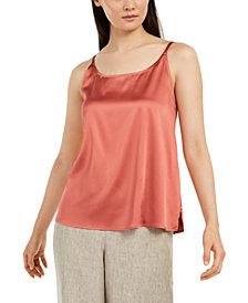 Eileen Fisher Silk-Blend Camisole