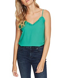 Ruffled Adjustable Camisole