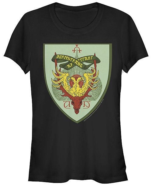 Fifth Sun Harry Potter Durmstrang Crest Women S Short Sleeve T Shirt Reviews Tops Women Macy S It is located in the northernmost regions of norway or sweden. macy s
