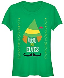 Elf Raised By Elves Outfit Details Women's Short Sleeve T-Shirt