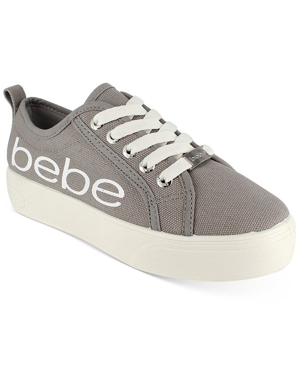 bebe Women's Destini Logo Sneakers