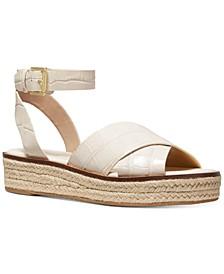 Abbott Flatform Sandals
