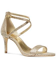 Michael Michael Kors Ava Evening Dress Sandals