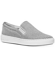 Keaton Slip-On Logo Sneakers