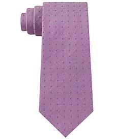 Men's Hazy Classic Dot Tie
