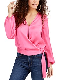 Wrap Top, Created for Macy's