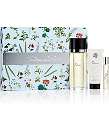 3-Pc. Oscar Eau de Toilette Gift Set