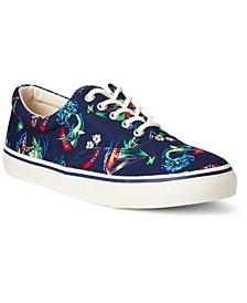 Men's Harpoon Canvas Sneaker