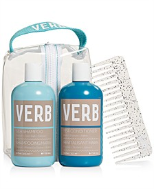 4-Pc. Sea Shampoo & Conditioner Set