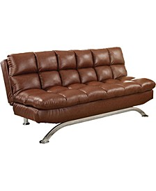 Casteel Upholstered Futon Sofa