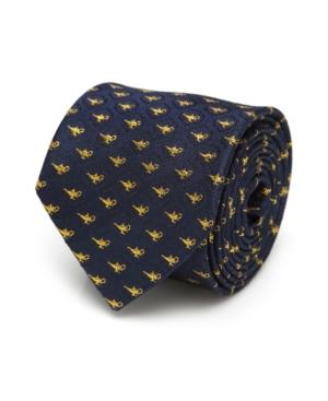 Aladdin Lamp Scattered Men's Tie