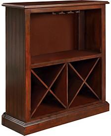 Milina Solid Wood Bar Table
