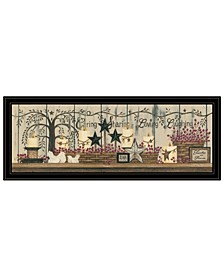Trendy Decor 4u Willow Tree Shelf Collection by Linda Spivey, Ready to Hang Framed Print Collection