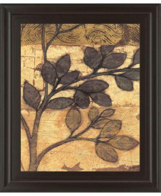 Bronzed Branches I by Norman Wyatt Jr. Framed Print Wall Art, 22
