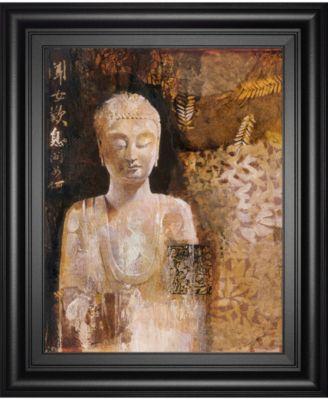 Inner Chi II by Douglas Framed Print Wall Art, 22