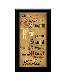 Trendy Decor 4U Sound of the Soul by Billy Jacobs, Ready to hang Framed Print Collection
