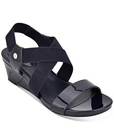 Isadora Wedge Sandals