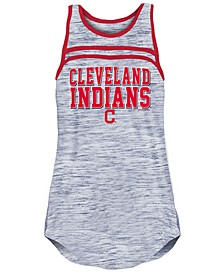 Cleveland Indians Women's Space Dye Tank