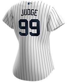 New York Yankees Women's Aaron Judge Official Player Replica Jersey