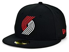 Portland Trail Blazers The Circle Patch 59FIFTY-FITTED Cap