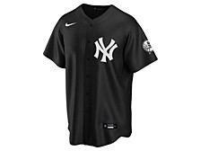 New York Yankees MLB Men's Official Blank Replica Jersey