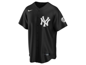 Nike New York Yankees Mlb Men's Official Blank Replica Jersey