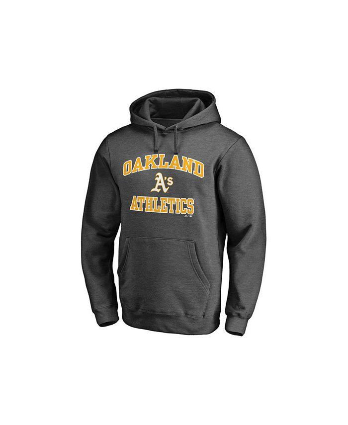 Majestic - Oakland Athletics Men's Rookie Heart & Soul Hoodie