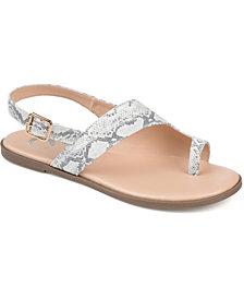 Journee Collection Women's Gidget Sandal
