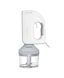 HM-8GR Power Advantage Deluxe 8-Speed Hand Mixer with Blending Attachment