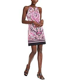 INC Printed Sheath Dress, Created for Macy's