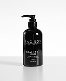 Aloe and Mint Shave Gel, 8 fl oz