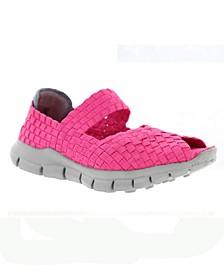 Comfi K Little Girls Slip On Sandal