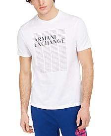 Armani Exchange Men's Logo Graphic T-Shirt