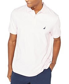 Men's Solid Soft Touch Polo Shirt