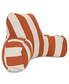 "Vertical Stripe Comfortable Soft Reading Pillow 33"" x 18"""