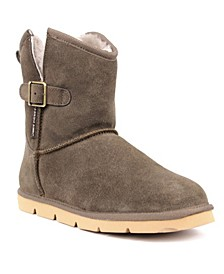 Women's Argali Buckle Booties
