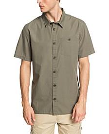 Men's Taxer Wash Short Sleeve Woven Shirt