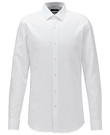 BOSS Men's Jacques White Shirt