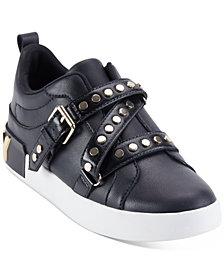DKNY Studz Embellished Sneakers