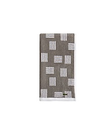 "Raster Cotton 16"" x 30"" Hand Towel"