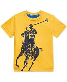 Toddler Boys Performance Jersey T-Shirt