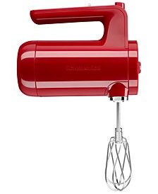 KHMB732 Cordless 7-Speed Hand Mixer