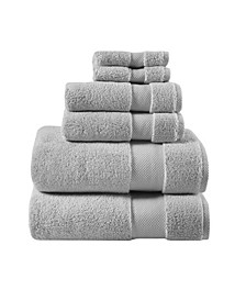 Signature Splendor Cotton 6-Pc. Towel Set