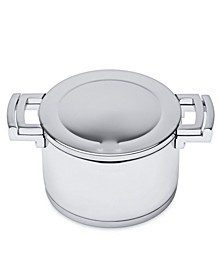 Neo Collection Stainless Steel 2.5-Qt. Covered Casserole
