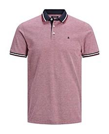 Men's Dry Pique Short Sleeve Polo Shirt
