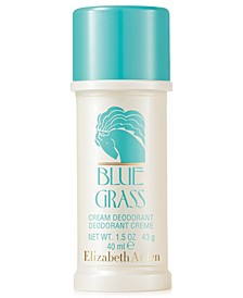 Blue Grass Cream Deodorant, 1.5 oz