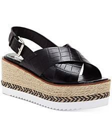Women's Marietten Flatform Wedge Sandals