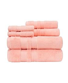 Bel Aire 6-Pc. Towel Set